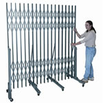 Folding Security Gate